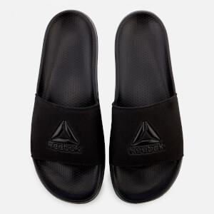 Reebok Men's Fulgere Slide Sandals - Black