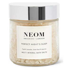 NEOM Perfect Nights Sleep Natural Multi Mineral Bath Salts sole do kąpieli