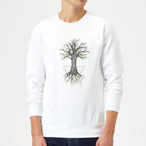 Barlena Fortitude Sweatshirt - White