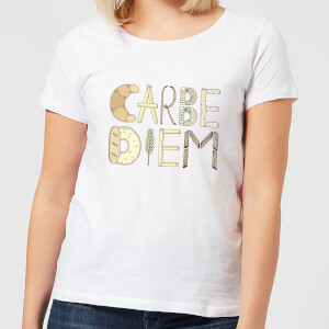 Barlena Carbe Diem Women's T-Shirt - White