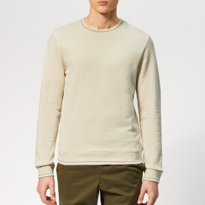 A.P.C. Men's Sweat Break Sweatshirt - Mastic