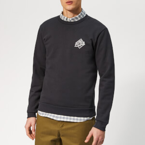 A.P.C. Men's Ryan Sweatshirt - Dark Navy