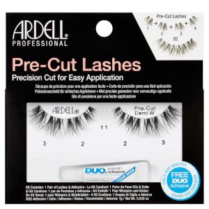 Ardell Pre-Cut Demi Wispies sztuczne rzęsy
