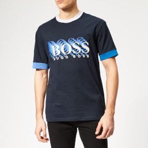 BOSS Men's Twell 1 T-Shirt - Navy