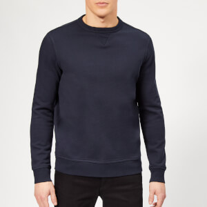 BOSS Men's Walkup Sweatshirt - Navy