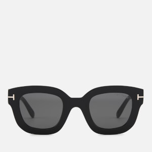Tom Ford Women's Pia Sunglasses - Black/Smoke