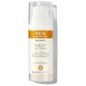 Creme em Gel com Vitamina C Glow Daily da REN 50 ml