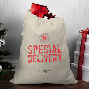 Special Delivery for My Least Favourite Child Christmas Santa Sack
