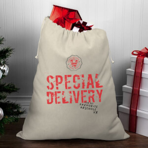 Special Delivery for My Favourite Arsehole Christmas Santa Sack