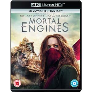 Mortal Engines - 4K Ultra HD (Includes Blu-ray)