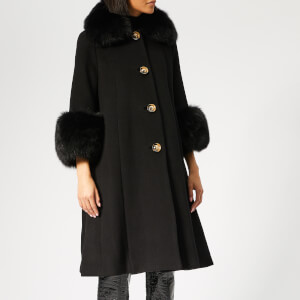 Saks Potts Women's Yvonne Coat - Black