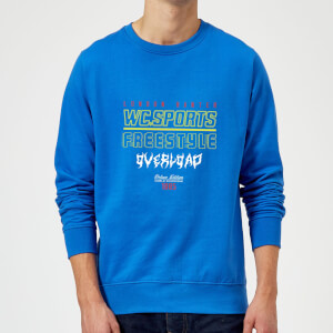 WC Sports Sweatshirt - Royal Blue