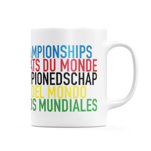 World Championships Mug