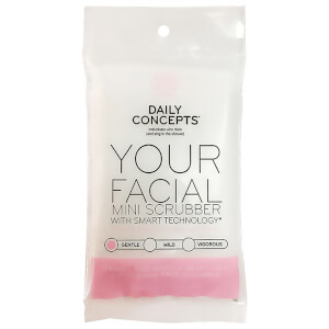 Daily Concepts Mini Facial Scrubber