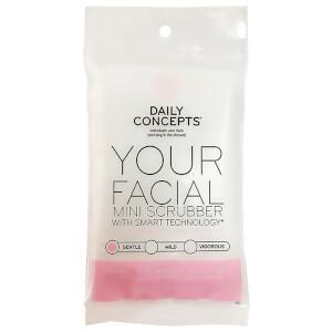 Daily Concepts Mini Facial Scrubber