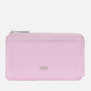 Ted Baker Women's Lotta Bow Detail Card Holder - Light Purple