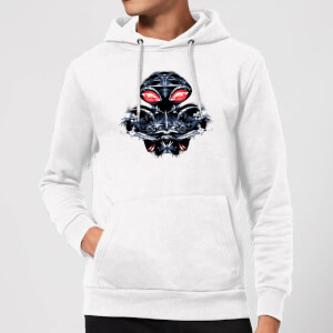 Aquaman Black Manta Sea At War Hoodie - White