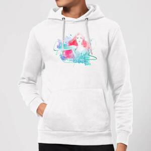 Aquaman Mera First Princess Hoodie - White