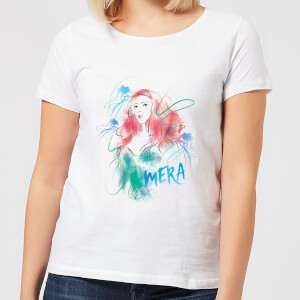 Aquaman Mera Women's T-Shirt - White
