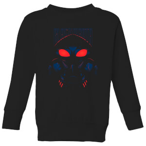 Aquaman Black Manta Kids' Sweatshirt - Black