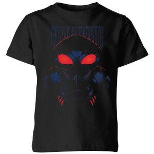 Aquaman Black Manta Kids' T-Shirt - Black