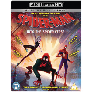 Spider-Man: Into The Spider-Verse - 4K Ultra HD