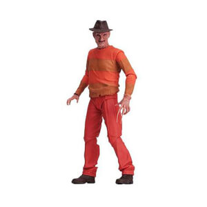 NECA Nightmare on Elm Street Classic Video Game Appearance Freddy Krueger 18cm Action Figure