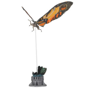 NECA Godzilla: King of the Monsters 2019 Mothra 18cm Action Figure