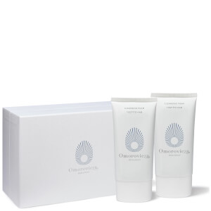 Omorovicza Refresh and Cleanse Foam 2 x 150ml (Worth £98)