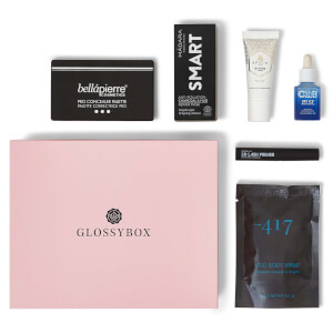 Glossybox Beauty Box Mai 2019