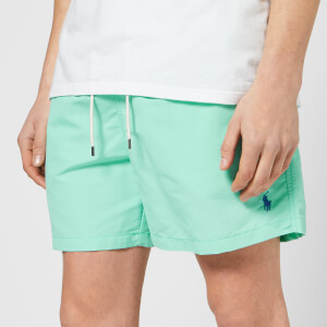 Polo Ralph Lauren Men's Traveller Swim Shorts - Soft Jade