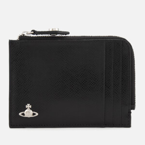Vivienne Westwood Men's Kent Credit Card Holder - Black