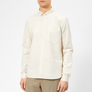 YMC Men's Dean Shirt - Bone