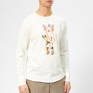 YMC Men's Birdman Top - Cream