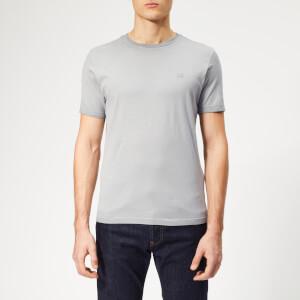 C.P. Company Men's Small Chest Logo T-Shirt - Paloma Grey
