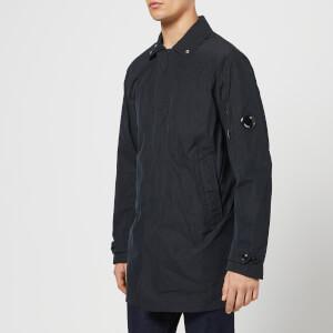 C.P. Company Men's Long Jacket - Total Eclipse