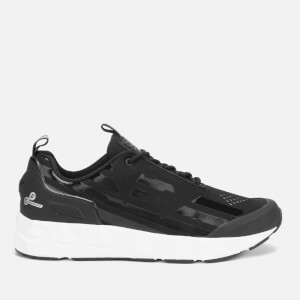Emporio Armani EA7 Men's Ultimate C2 Kombat Trainers - Black