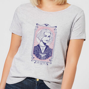 Fantastic Beasts Queenie Women's T-Shirt - Grey