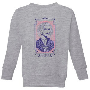 Fantastic Beasts Queenie Kids' Sweatshirt - Grey