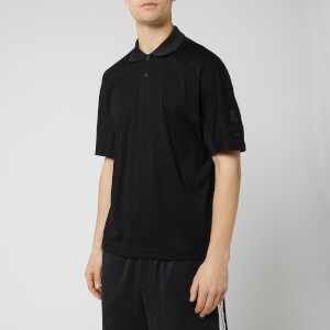 Y-3 Men's New Classic Polo Shirt - Black