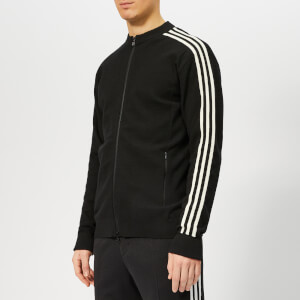 Y-3 Men's Primeknit Track Jacket - Black