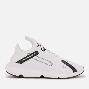Y-3 Reberu Trainers - FTWR White/Core Black