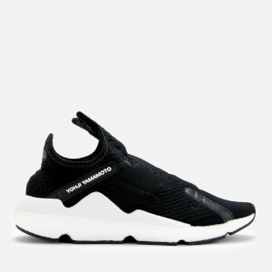 Y-3 Reberu Trainers - Core Black/Core Black