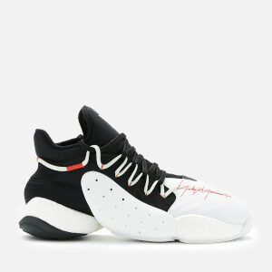 Y-3 Men's BYW Bball Trainers - Core Black/FTWR White