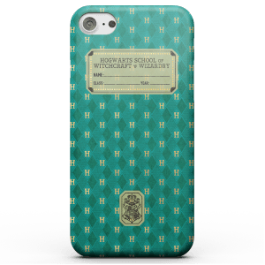 Harry Potter Ravenclaw Text Book Phone Case for iPhone and Android