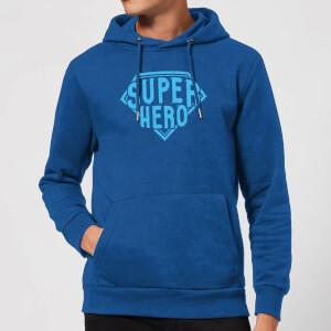 Super Hero Hoodie - Royal Blue
