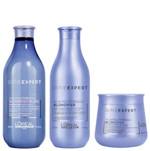 L'Oréal Professionnel Serie Expert Blondifier Trio(로레알 프로페셔널 세리 엑스퍼트 블론디파이어 트리오)