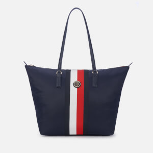 Tommy Hilfiger Women's Poppy Nylon Tote Bag - Corporate
