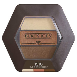Burt's Bees 100% Natural Eyeshadow Trio - Blooming Desert