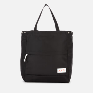 A.P.C. Men's Protection Tote Bag - Noir